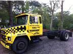 MACK CS 300 cab chassis dump hooklift flatbed - $6500 (Newtown, CT)