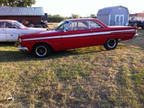 1964 Red Mercury Comet