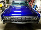 1964 Blue Lincoln Continental