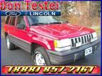 1995 Jeep Grand Cherokee SE