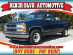 1995 Chevrolet 1500 Cheyenne