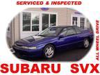 1992 Subaru SVX 4WD