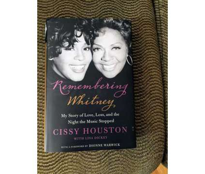 """""""Remembering Whitney"""" by Cissy Houston is a Books & Magazines for Sale in Wescosville PA"""