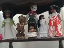 Hawaiian Dolls/Pinochio