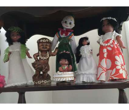 Hawaiian Dolls/Pinochio is a Collectibles for Sale in Wescosville PA