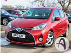 Toyota Yaris 1.5 Hybrid Icon 5dr CVT Nav Leather Hatchback 2015, 20088 miles