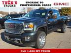 2018 GMC Sierra 2500 Green