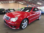 2007 Mercedes-Benz C Class Red, 142K miles