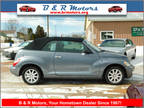 2007 Chrysler PT Cruiser Blue, 151K miles