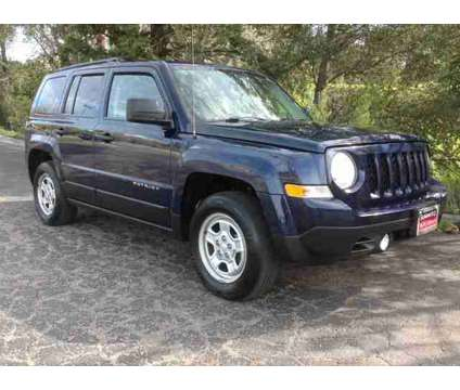 Used 2014 Jeep Patriot for sale is a Blue 2014 Jeep Patriot Car for Sale in Atascadero CA
