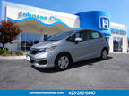 2019 Honda Fit Silver, new