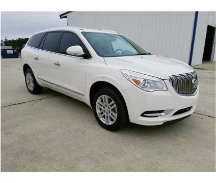 Used 2014 Buick Enclave for sale is a White 2014 Buick Enclave Car for Sale in Porter TX