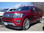 2019 Ford Expedition Red, 12 miles