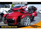 2018 Can-Am Spyder F3 Limited F3 SE6 LIMITED