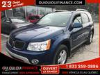 2009 Pontiac Torrent ***GARANTIE 1 AN GRATUITE***