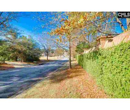 16 ASHWORTH Lane Columbia, Water Front Lot in Exclusive at 16 Ashworth Ln in Columbia SC is a Land