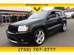 2007 BLACK Jeep Grand Cherokee