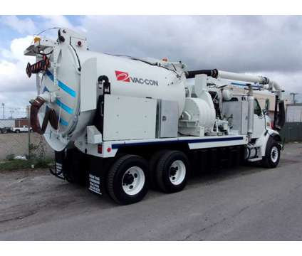 2006 Sterling L7500 Vac-con VACUUM/JETTER COMBO is a 2006 Thunder Mountain Sterling Other Commercial Truck in Miami FL