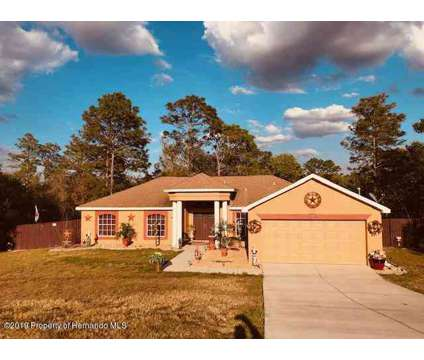 12034 Labrador Duck Road WEEKI WACHEE Three BR, ''HOME SHOWS LIKE at 12034 Labrador Duck Rd in Weeki Wachee FL is a Single-Family Home