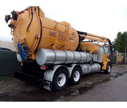 1998 Ford L8501 Vac-con VACUUM/JETTER COMBO is a 1998 Other Commercial Truck in Miami FL