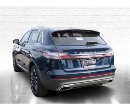 New 2019 Lincoln Nautilus AWD is a Blue 2019 Car for Sale in Van Nuys CA