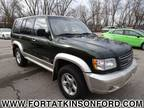 2000 Isuzu Trooper Green, 178K miles