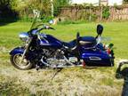 Yamaha Royal Star Tour Deluxe 2008 Royal Blue Excellent Condition