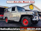 Used 1951 Willys Jeep Wagon for sale.