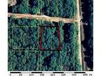 1/3 Wooded Acre Ridge Manor/Rerdell Area Off US 301 Build Or Invest
