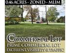 $199900 Prime Commercial Opportunity in Highly Visible Location
