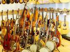 Music Store, 1/5 miles off I-40. Will sell business and/or building