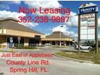 Leasing Retail or Office, Near Hospital, Spring Hill, FL