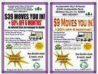 $39 Moves you in + 50% off 6 Months* See Manager For Details