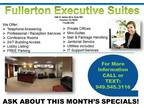 Great Offers for Office Spaces