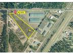 4.463 Commercial Acres in Rathdrum just off Hwy 95