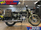 2018 Royal Enfield Classic Battle Green