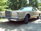 1978 Beige Lincoln Continental
