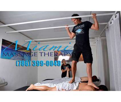 5 star Asian, Beach, Couples, Swedish, Thai, Deep Tissue, Full Body Massage is a Massage Services service in Miami FL