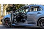 2014 Lancer Evolution Mitsubishi AWD MR 4dr Sedan