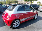 2015 500c FIAT Abarth 2dr Convertible