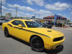 2018 Dodge Challenger Yellow, 14K miles