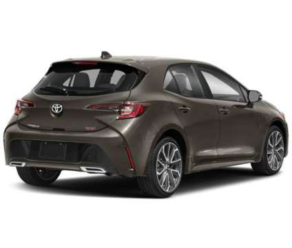 New 2019 Toyota Corolla Hatchback is a Tan 2019 Toyota Corolla Hatchback in North Attleboro MA