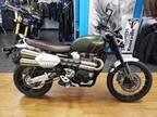 2019 Triumph Scrambler 1200 XC Brooklands Green 1200