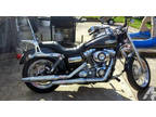 2007 Harley Davidson Super Glide Custom Like new