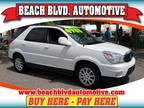used 2007 Buick Rendezvous CXL LUXURY