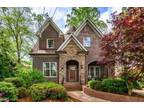 Atlanta, GA, Fulton County Home for Sale Five BR Six BA