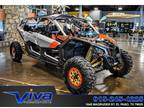 2019 Can-Am Maverick X3 MAX X rs TURBO R Gold, Can-Am Red & Hyper S X3 MAX X RS