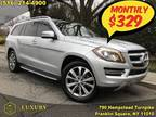 $30450.00 2015 MERCEDES-BENZ GL-Class with 67108 miles!