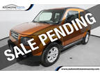 2007 Tangerine Metallic Honda Element