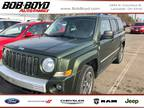 2009 Jeep Patriot 4WD 4dr Limited